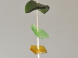 Sea Glass Hanging Sculpture