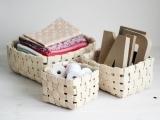 Make a Square Basket