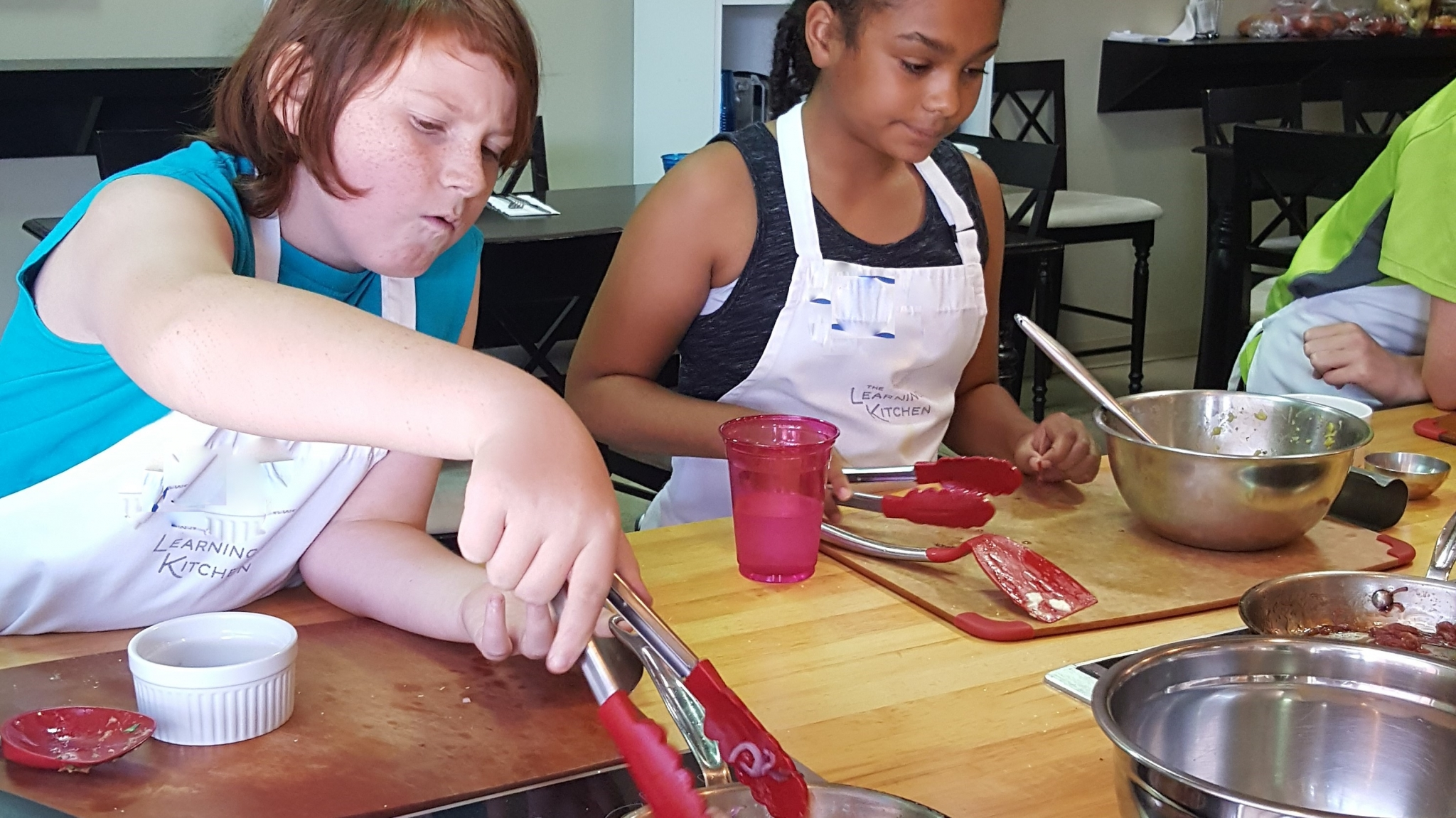 Kids Camp: Culinary Academy July 10-13     Ages 8-12