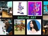Digital Art - Thursday
