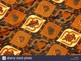 Traditional Indonesian Batik