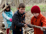 April Vacation Camp at Fields Pond