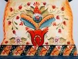Traditional Swedish Folk Painting