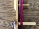 Weaving on an Inkle Loom