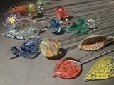 Making Glass Swizzle Sticks