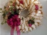 Corn Husk Wreath Messalonskee F18