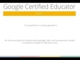 L1 Google Certified Educator Prep