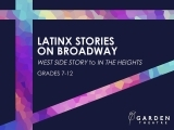 Latinx stories on Broadway: West Side Story to In the Heights (grades 7-12)