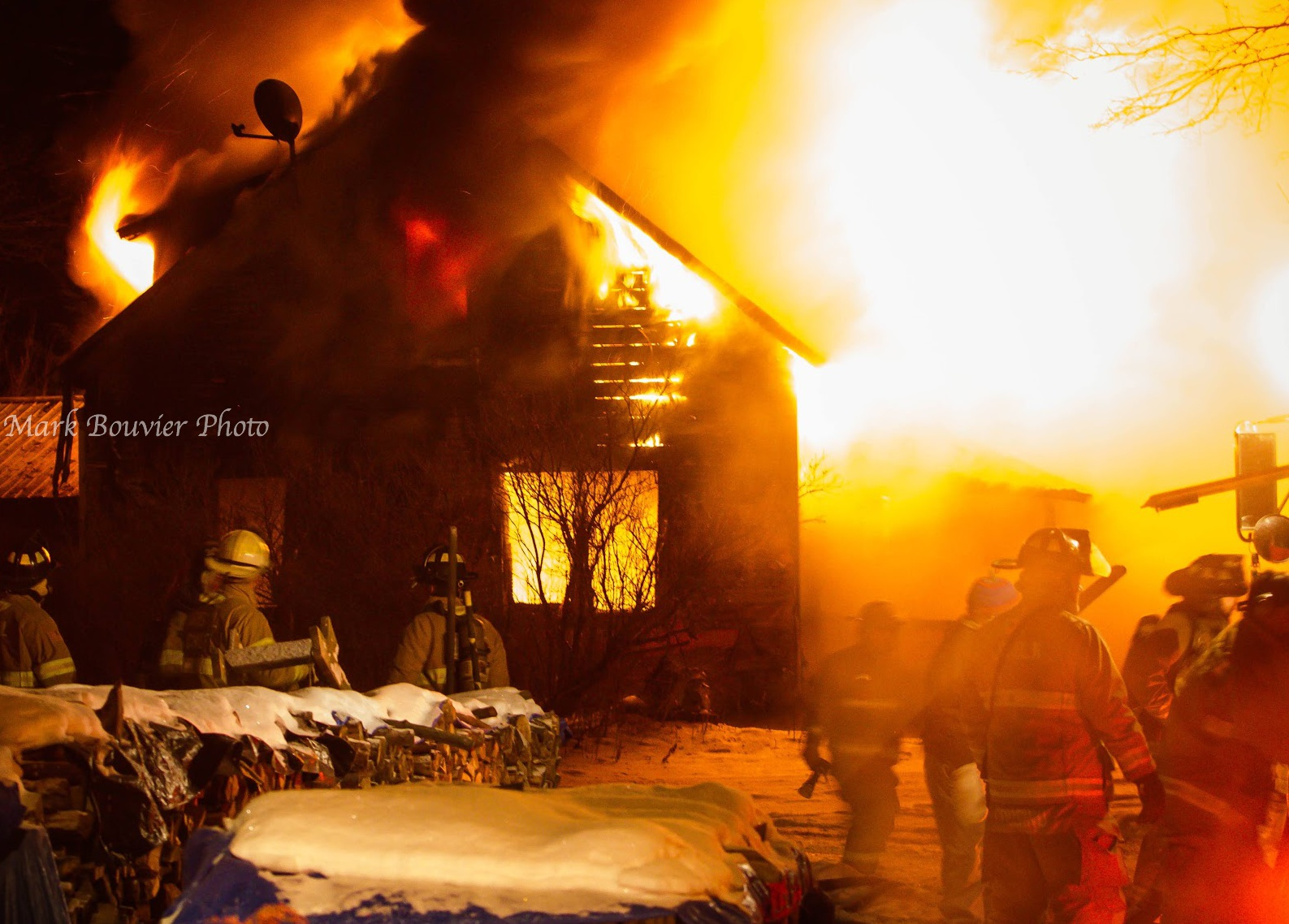 Tactics & Strategies for Attic & Basement Fires