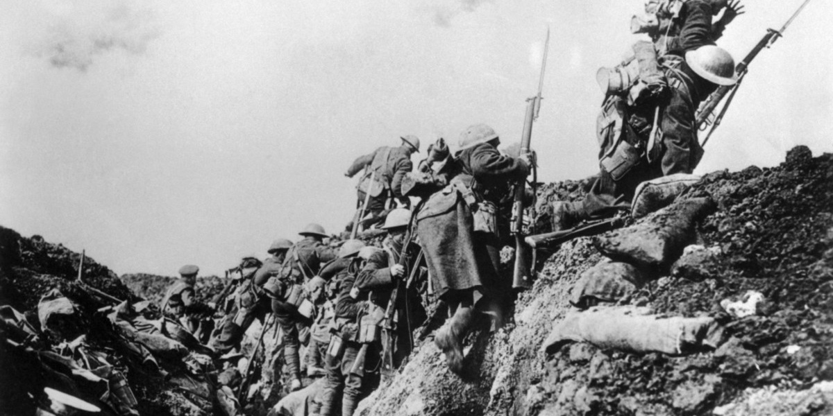 """World War One – From Beginnings To A Hopeful """"End Of All Wars"""""""