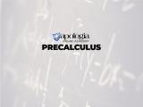 08. PRE-CALCULUS/REC (Option 2) $638*