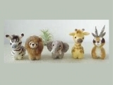 Create Dry Needle Felted Critters