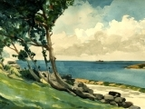 Plein Air Painting in Bermuda - From Home! (ONLINE) PT 605BM_ON