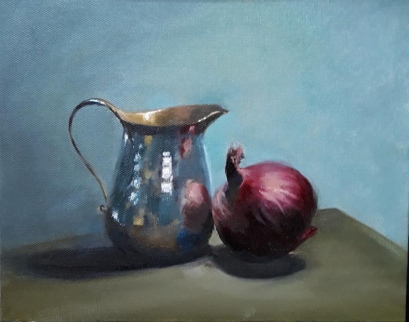Original source: https://i0.wp.com/wildatartscotland.com/wp-content/uploads/2018/08/silver-jug-and-red-onion.jpg?resize=1313%2C1034&ssl=1