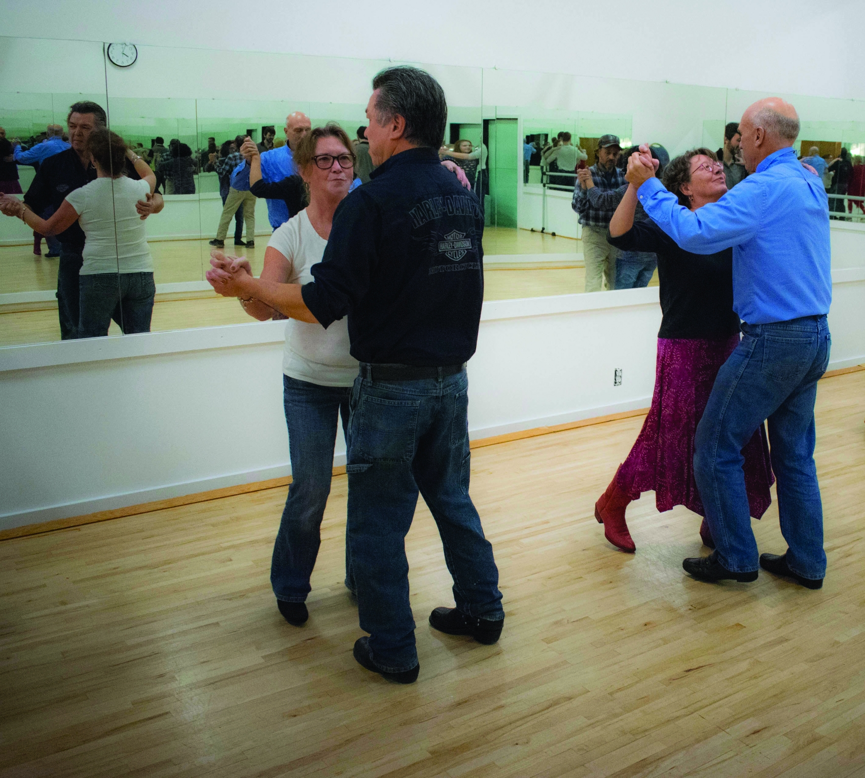 Ballroom Dance, Intermediate Session III