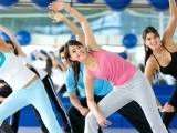 Aerobics & Weight Training-Monday-Session 2