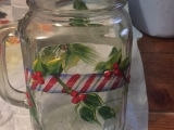 Stress-Free Painting: Holiday Painting on Glass
