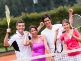 Tennis 1-2-3 Adult Beginner Intro 12.2.19