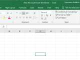 Advanced Microsoft Excel 2019/Office 365