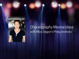 Choreography Masterclass with Miss Saigon's Philip Ancheta