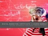 Digital Marketing Certificate: 3 Course Bundle