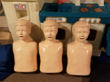 AHA Heartsaver Pediatric First Aid CPR AED Classroom Course