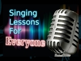 Singing Lessons for Everyone (Five Lessons)