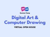 Virtual Open House: Digital Art & Computer Drawing