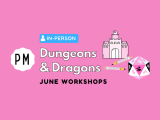 [In-Person] Dungeons & Dragons
