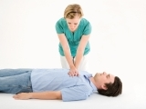 Adult CPR / First Aid / AED - Session 2