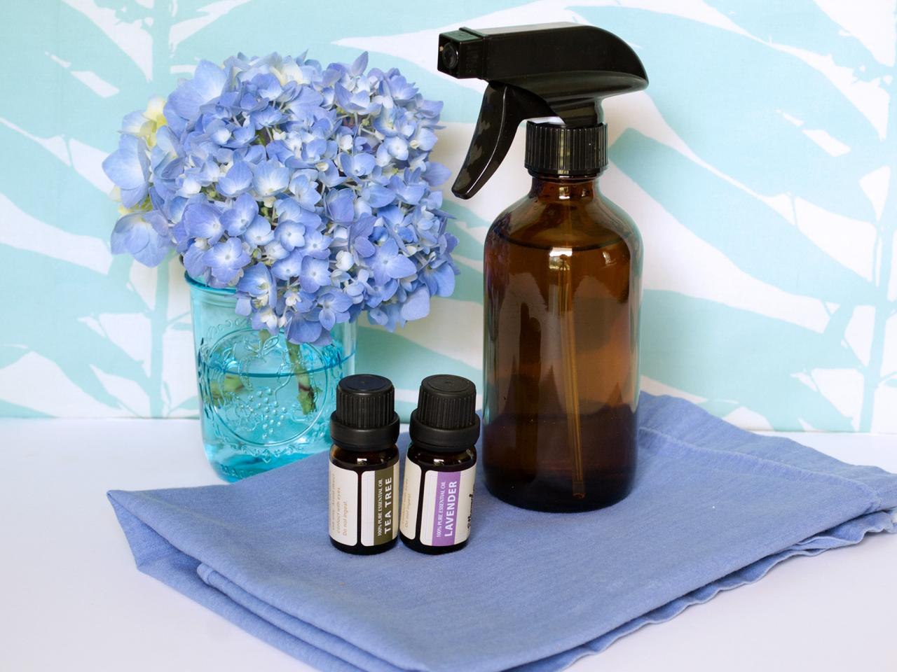 Essential Oils – In the Bathroom