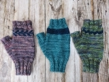 Learn to Knit Mitts