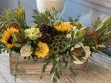 Thanksgiving Floral Design Intensive Workshop