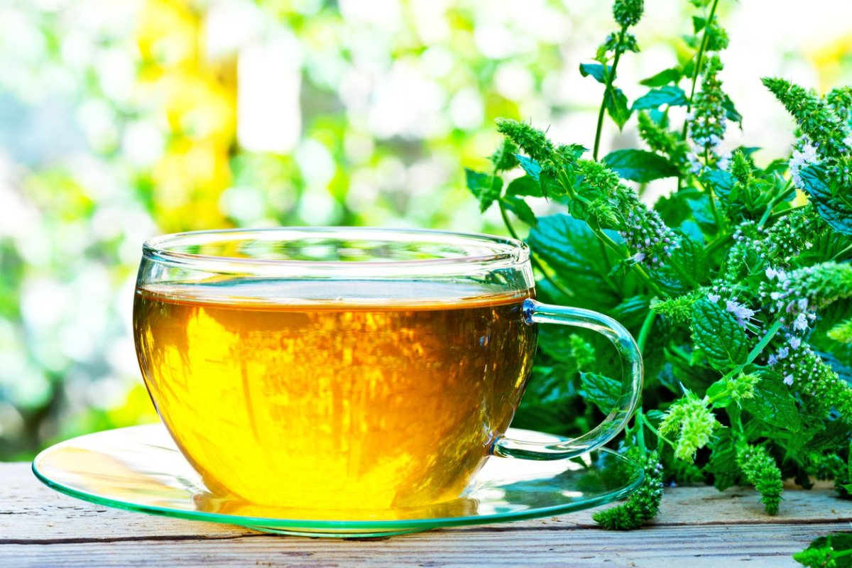 Tea, Not Just for Winter Sipping!