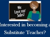ONLINE MSAD 52 Substitute Training NOV 30th