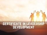 Deveping your Leadership Skills