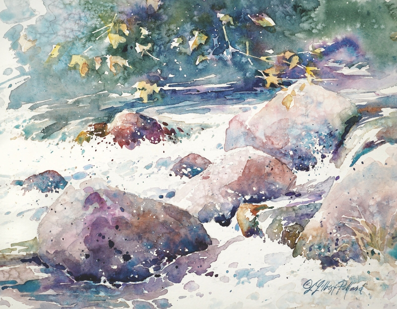 Original source: https://www.artistsnetwork.com/wp-content/uploads/2018/03/creek-at-briar-patch_julie-gilbert-pollard_how-to-paint-rocks.jpg