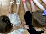 Grown Ups and Me!  Dance Class
