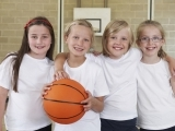 Basketball Fundamentals (1st Grade)