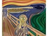 Painting the Classics - The Scream