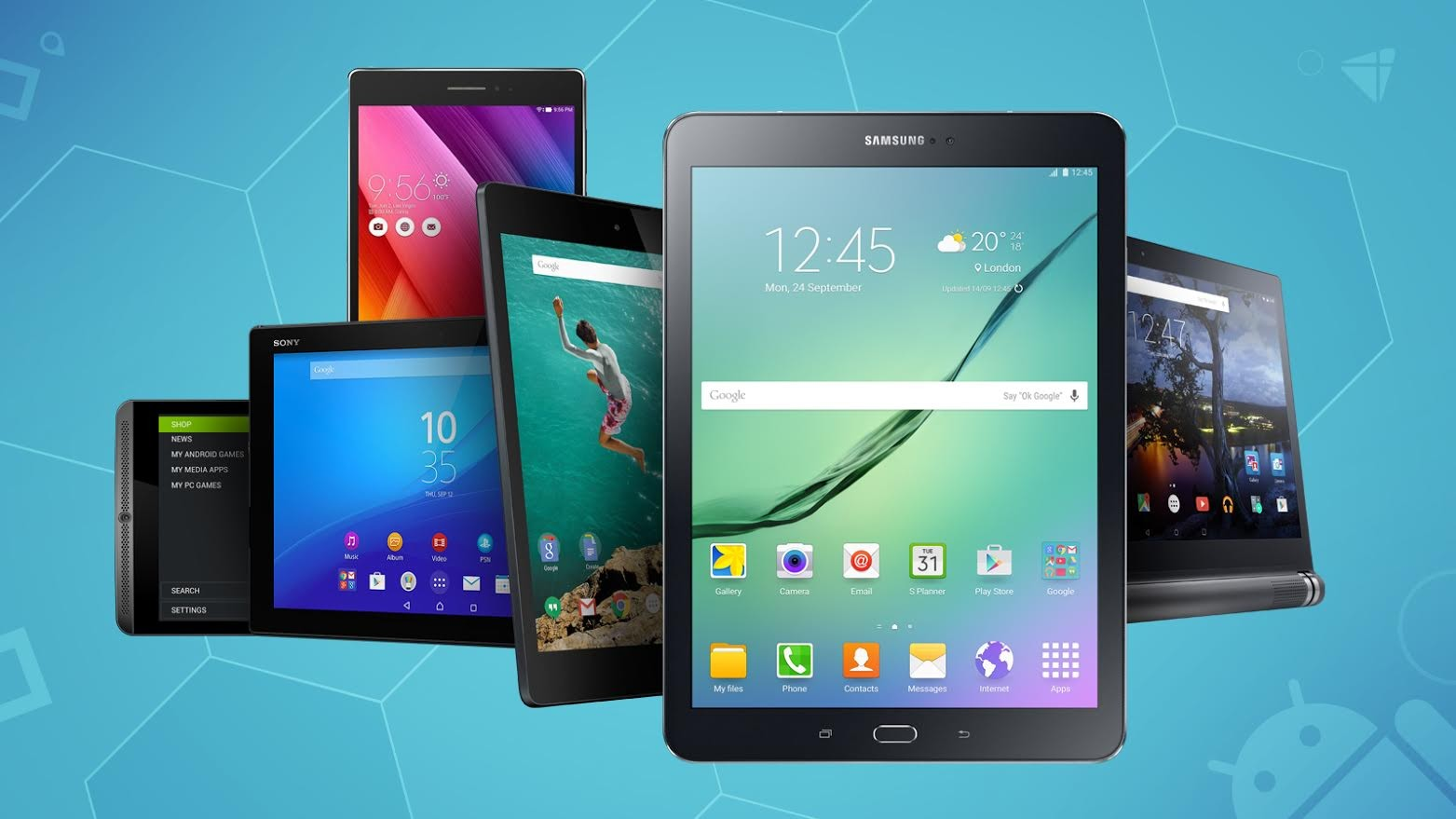 Tablet 101 - Android
