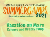 Vacation on Mars - A Science and Drama Camp!