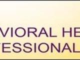 Behavior Health Professional Certification Training W21