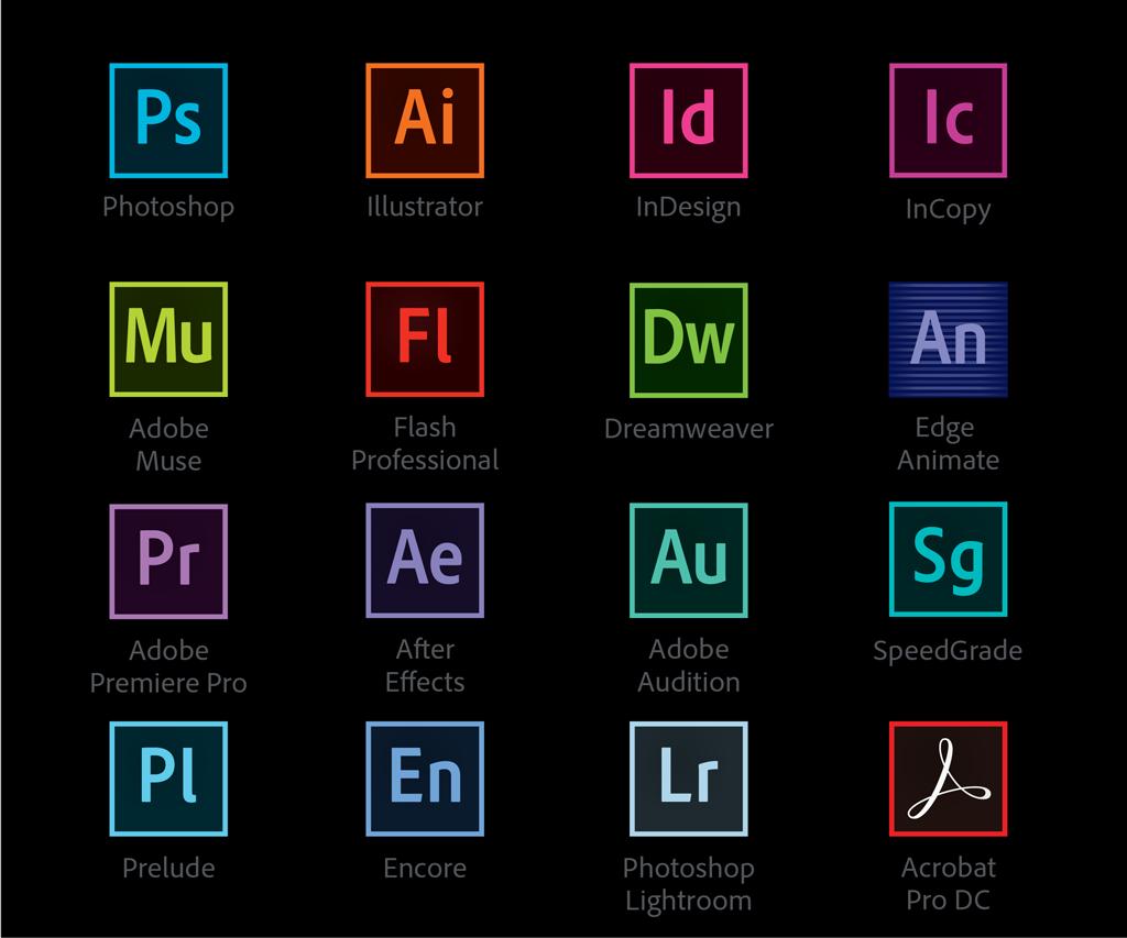 Graphic Design Software Essentials Certificate 4/1