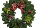 Holiday Wreath Making Class