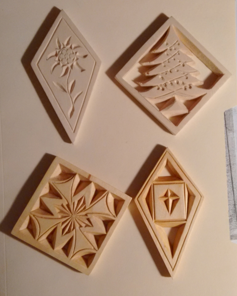 The art of chip carving noble adult & community education