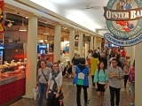 Boston Quincy Market Trip