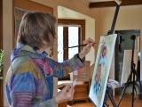 Indoor Painting Workshop