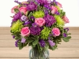 CREATE YOUR OWN MIXED FLORAL ARRANGEMENT
