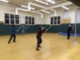 Taijiquan – Traditional Yang Family Barehand Long Form, Staff Form, Sword Forms